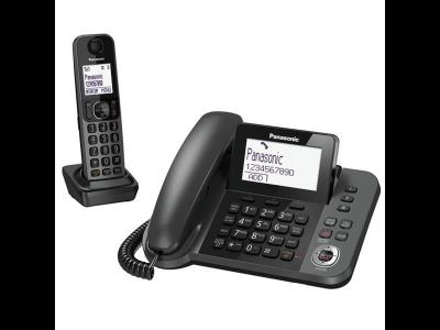 Panasonic KX-TGF۳۲۰JX Corded & Cordless Phone