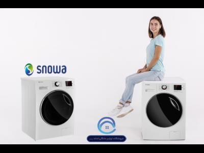 ماشین لباسشویی ۸ کیلوگرمی اُکتا اسنوا
