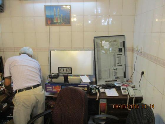 خدمات صوت و تصویر حسینی