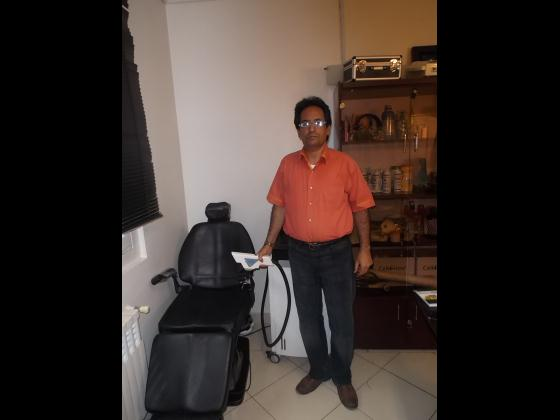 مطب لیزر درمانی دکتر محمد مقدری