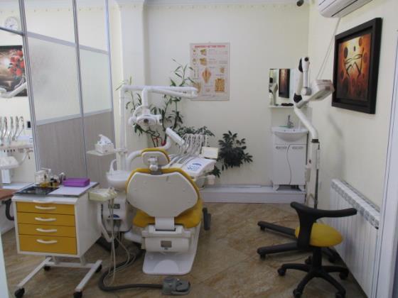 کلینیک دندانپزشکی دکتر سرابی