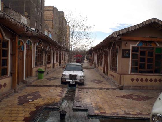 عمارت عتیق در مشهد تخفیف