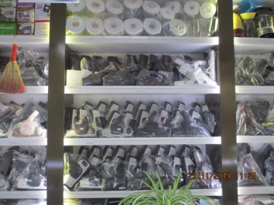 فروشگاه و خدمات ساوش