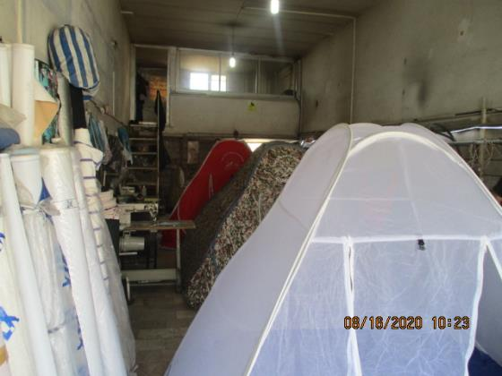 چادر دوزی خیمه ابوالفضل
