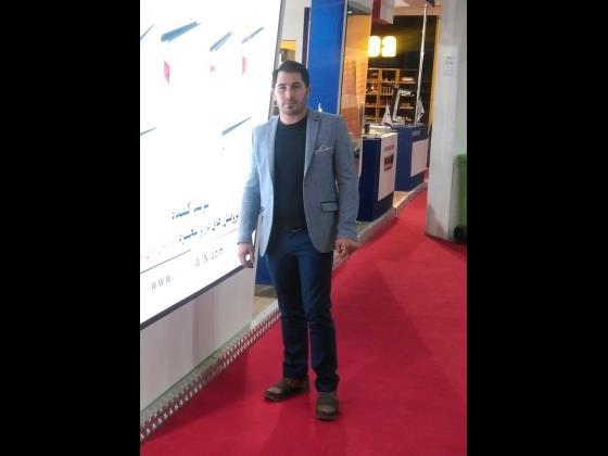 هفتمین نمایشگاه بین الملی  درو پنجره تهران