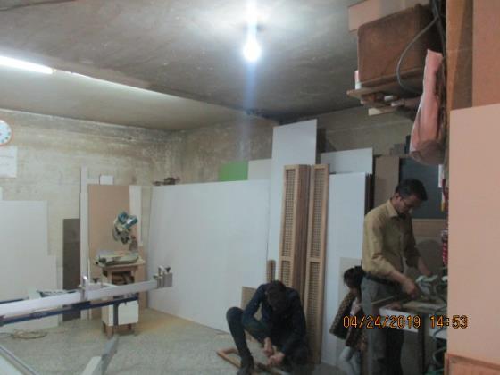 صنایع چوبی زمانی
