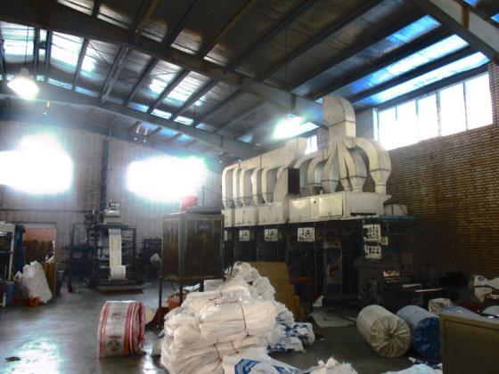 گروه تولیدی عظیمی - تولیدی کیسه گونی قرچک - انواع گونی پلاستیکی - مواد شیمیایی - مصالح ساختمانی - لمینت - بسته بندی صنایع