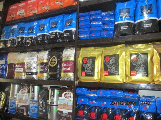قهوه تاواریش - انواع قهوه و مشتقات کیانشهر - انواع شکلات امیرکبیر