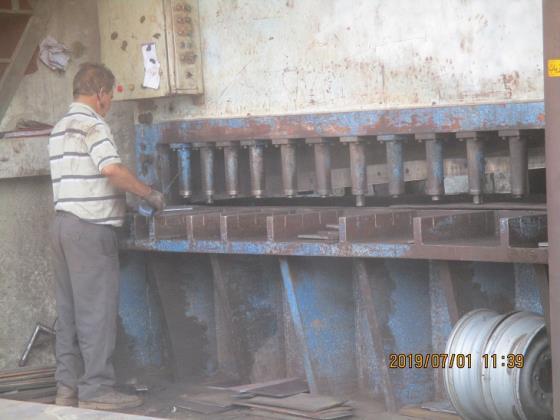 برشکاری مولایاری - انواع ورق شادآباد - آهن آلات بازار آهن - انواع نبشی و ناودانی شادآباد