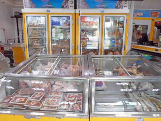 فروشگاه بزرگ انواع پروتئین صنعت گوشت خراسان
