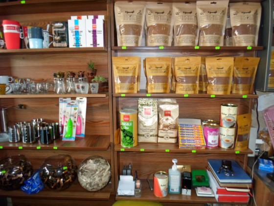 فروشگاه قهوه ادوین