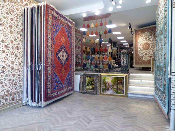 نمایشگاه مرکزی فرش قرن - فرش ماشینی در کلاهدوز مشهد / معرض القرن للسجاد - السجاد الآلی فی قبعة مشهد