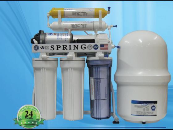 دستگاه تصفیه آب اسپرینگ