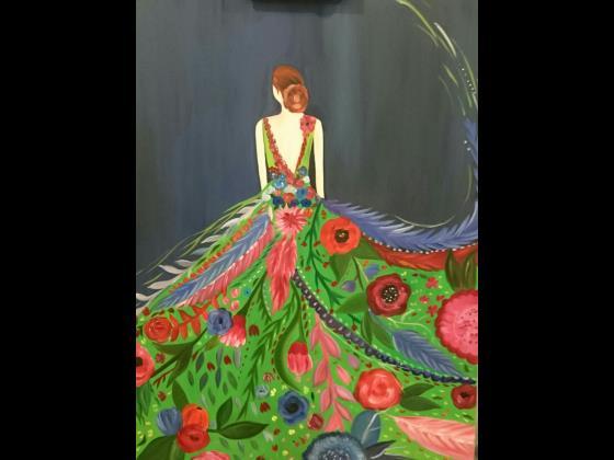 نقاشی کودکان ،رنگ روغن