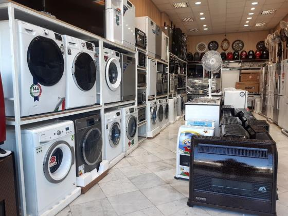 فروشگاه لوازم خانگی جلوه - لوازم خانگی - صوت و تصویر - بلوار پیروزی - مشهد