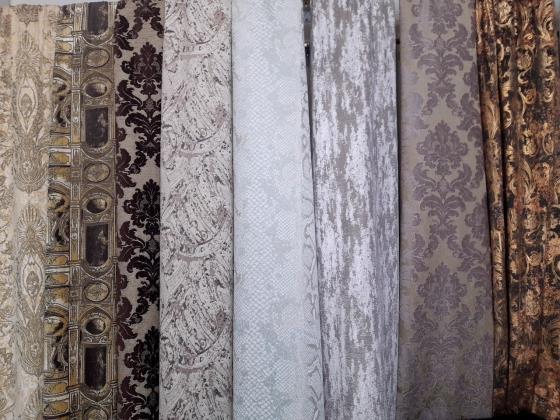 پرده آرامیس - پرده - کاغذ دیواری - دکوراسیون داخلی - پارکت - MDF  - بلوار رضوی - مشهد
