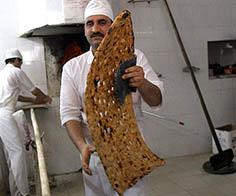 نانوایی سنتی و فانتزی