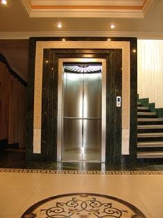 آسانسور برج نورد شرق