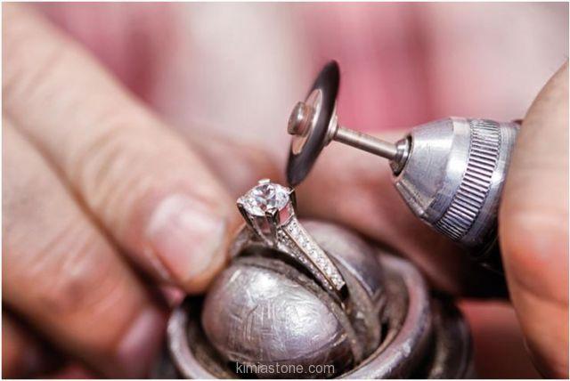 طلا سازی-عیارسنجی-مخراجکاری و قلم زنی
