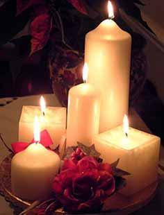 شمع روشنایی و پارافین صنعتی