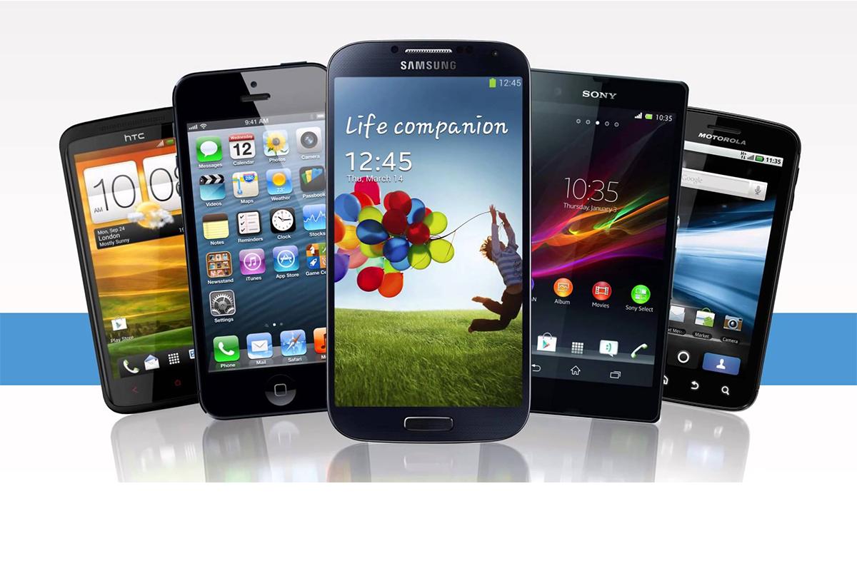 موبایل(خدمات و لوازم جانبی و قطعات)