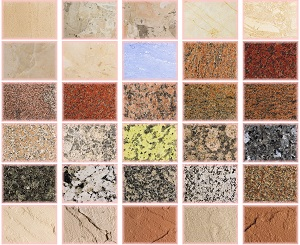 سنگ ساختمانی،مصنوعی و سنگبری