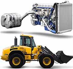 لوازم یدکی ماشینهای راهسازی و سنگین