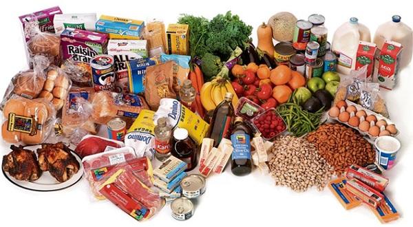 مواد غذایی -سوپر مارکت -لبنیات