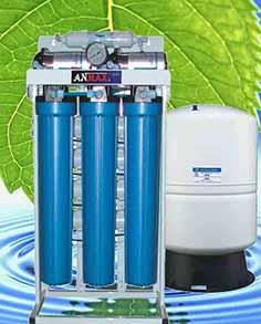 تصفیه آب(فروش دستگاه - خدمات)