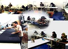 تولیدی پوشاک-ماشین آلات و ملزومات