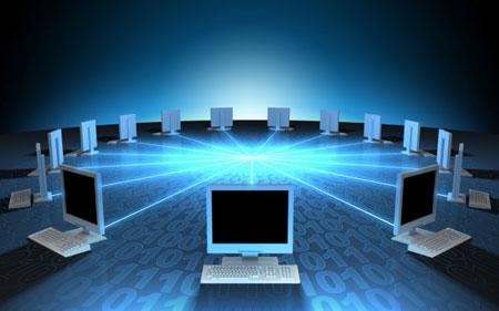 کامپیوتر(خدمات-نرم افزار) - تجهیزات شبکه