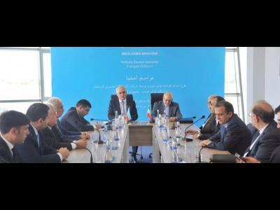 ایران در باکو کارخانه خودروسازی احداث می کند