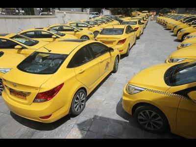 200 دستگاه هیوندای اکسنت جدید در ناوگان تاکسی رانی تهران