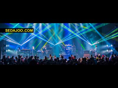 در اجراهای زنده از صداجو لذت ببرید!