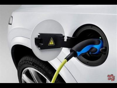 امضای قرارداد تولید خودروی برقی بین ایرانخودرو و الجی