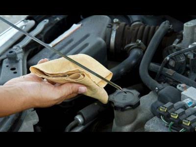 دلایل روغن کم کردن خودرو