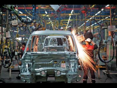 تولید 340 هزار دستگاه خودرو در 4 ماه نخست امسال در کشور