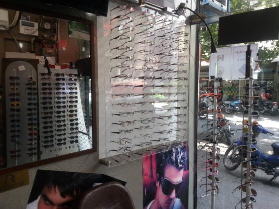 عینک مدرس