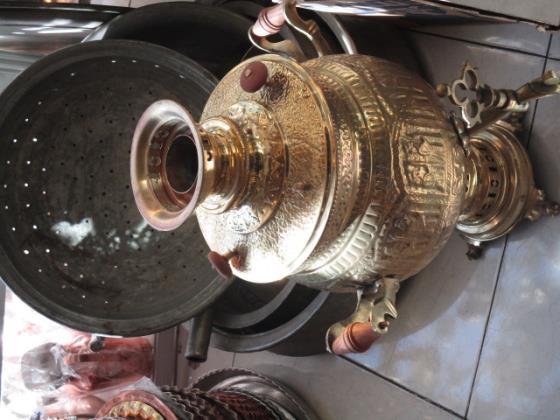 صنایع دستی آسیا برنز برتر صدف و آسیا مس