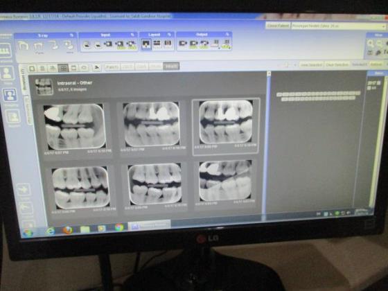 مرکز رادیولوژی تخصصی فک و صورت دکتر مهسا افقهی