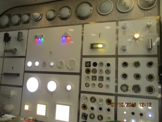 تجهیزات برق صنعتی و ساختمانی تله پارس (ملینا) - انواع سیم و کابل ، نورپردازی و چراغ، کلید مینیاتوری  لاله زار ، انواع کلید و پریز، انواع چراغ/لوله های خرطومی ، لوله پی وی سی  PVC - لاله زار