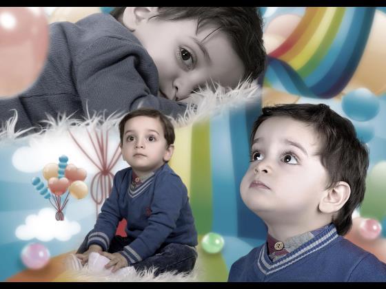 عکس کودک۷