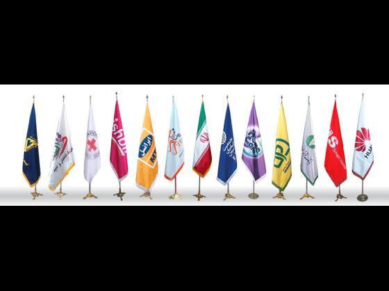 پرچم رومیزی و تشریفاتی