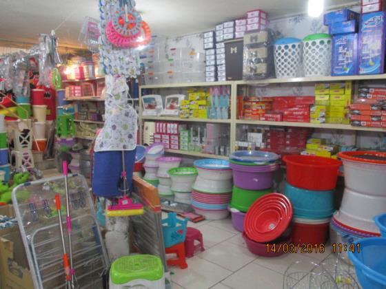 فروشگاه پلاستیک حیدری