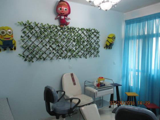 آزمایشگاه پزشکی مدیا/اتاق نمونه گیری کودکان
