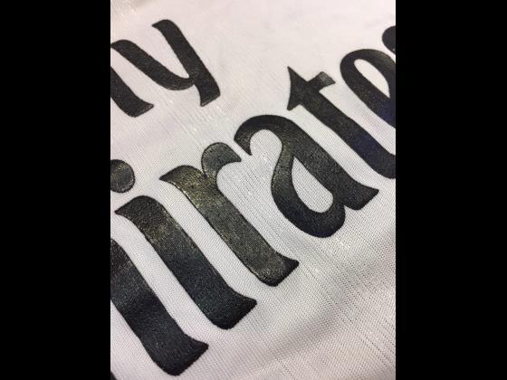 چاپ خاص  تی شرت