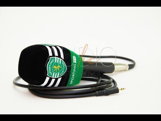 ابر میکروفون همراه با چاپ اختصاصی