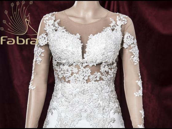لباس عروس فابرا