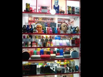 فروشگاه ستاره آبی - قطعات موبایل - لوازم جانبی موبایل - قطعات کامپیوتر - قصرالدشت