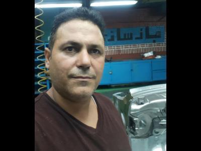 صافکاری و نقاشی برادران طالبی - صافکاری - نقاشی - بزرگراه فتح - منطقه 18
